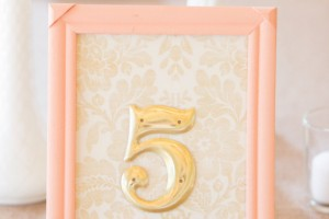 peach table reception numbers