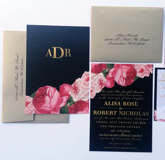 Wedding Invitation Giveaway: Giveaway: Win Wedding Invitations From WildHeart Paper