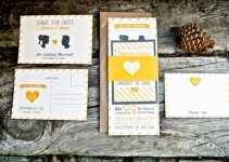 personalize wedding invitations