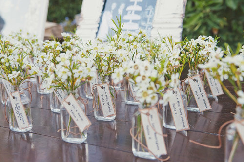 place card escort card
