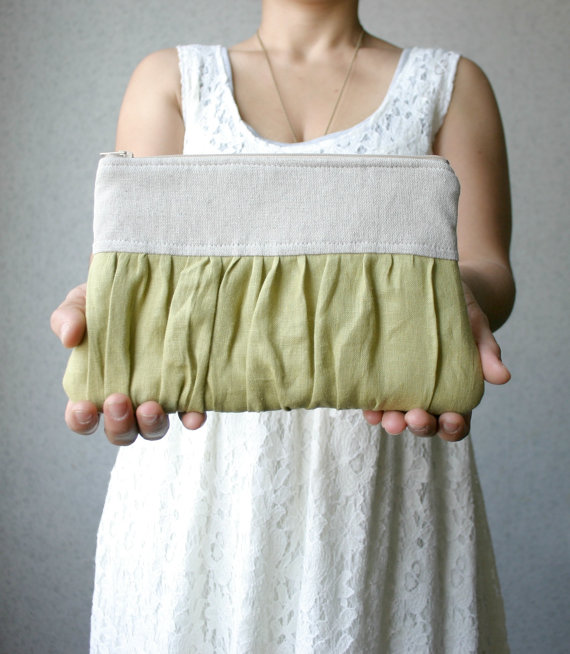 pleated clutch purse giveaway
