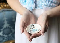 ring bearer dish