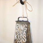 ring for a kiss cowbell