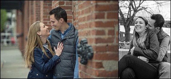 Robin Dini Photography - Dumbo Historical District engagement session