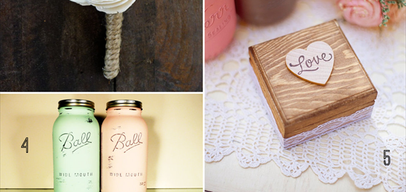 rustic wedding prize pack giveaway via emmaline bride