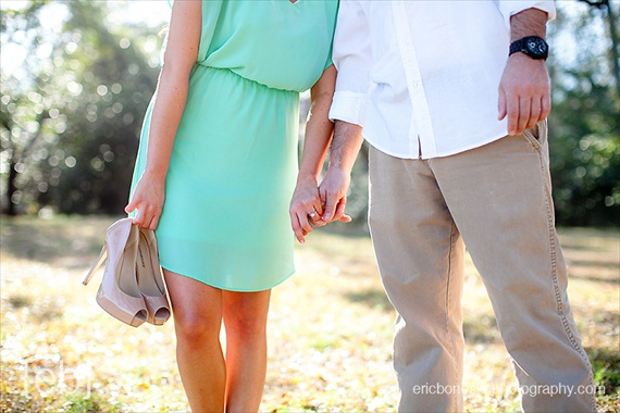 Eric Boneske Photography - North Carolina Engagement Session