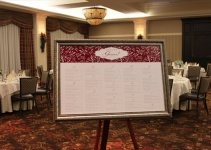 seating chart for wedding