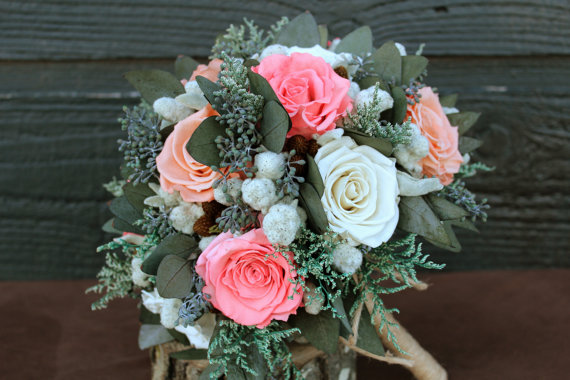 Themed Wedding Bouquets - Vintage Wedding Bouquet
