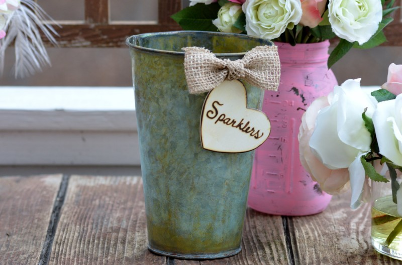sparklers container