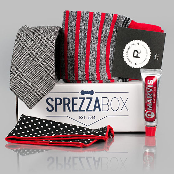 sprezza box