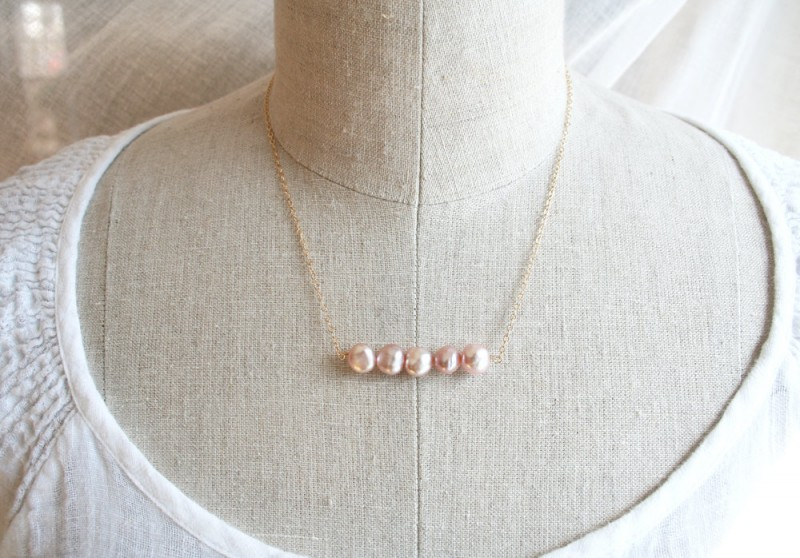 jewelry via 5 under 25 jewelry gifts from laura stark