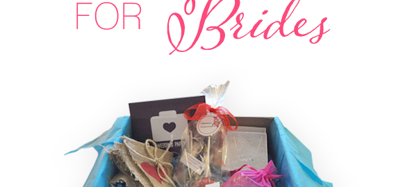 subscription box for brides the bride box