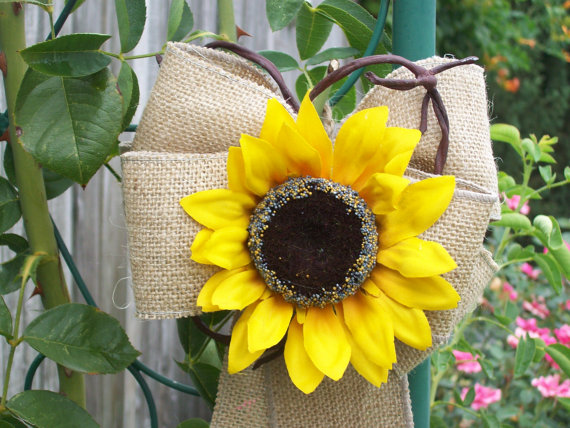 sunflower pew bews by one fun day