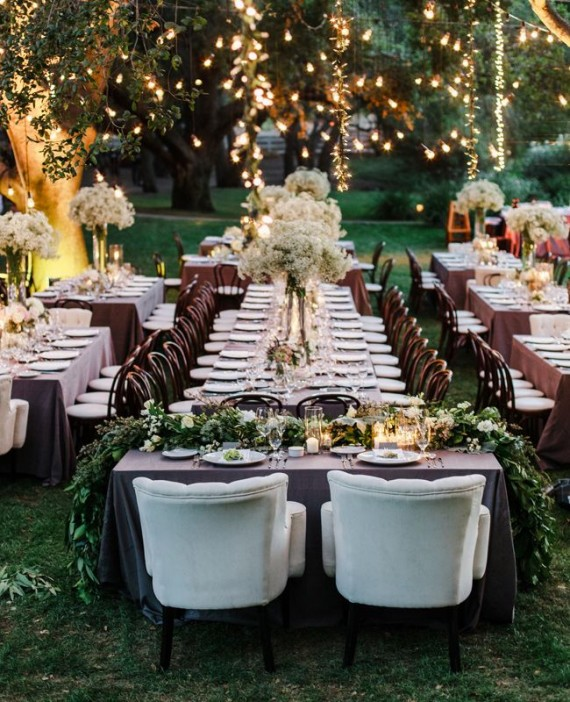sweetheart table head table combination
