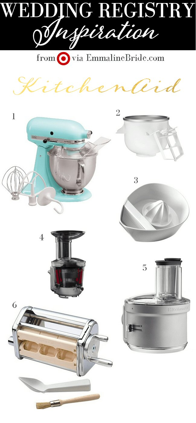 Registry Must Haves From Target Kitchenaid