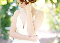 wedding headband by tessa kim