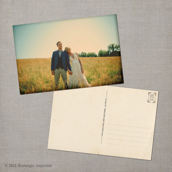 writing thank you notes - thank you card by Nostalgic Imprints