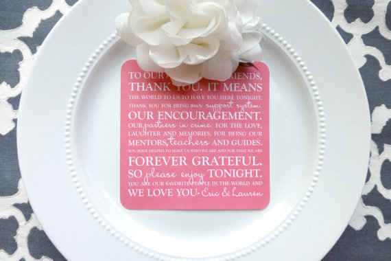Thank You Letter For Wedding Guests: 7 Ways To Thank Guests At A Wedding