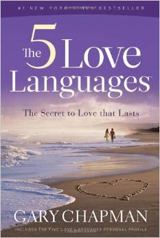 the 5 love languages book via 4 Books Every Bride Should Read