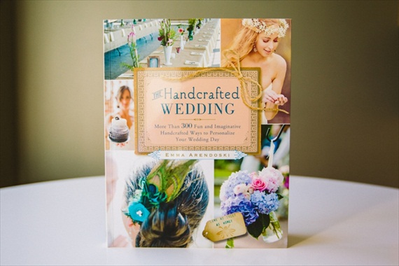 The Handcrafted Wedding by Emma Arendoski | photo by Carolyn Scott