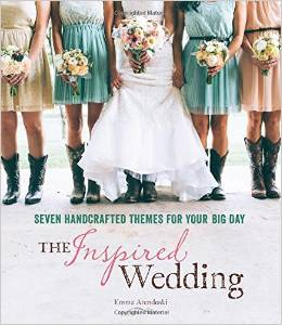 the inspired wedding via best wedding resources