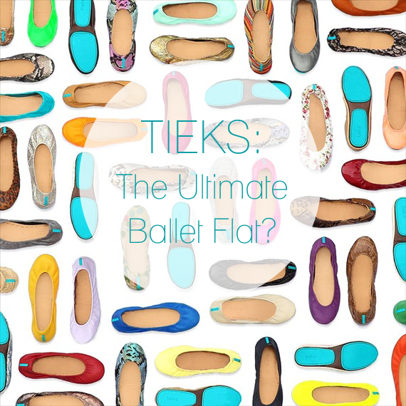 Tieks Review:  Are they really the ultimate ballet flat?