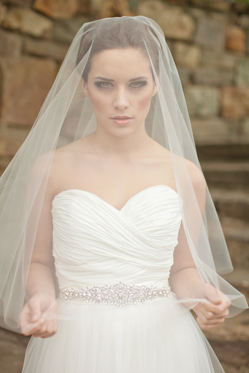 tulle-wedding-veils