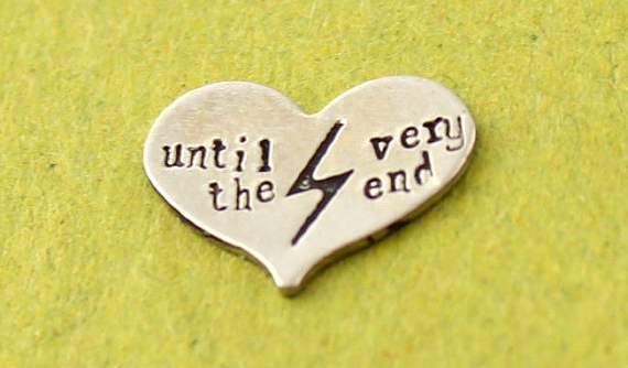 until the very end harry potter charm | Offbeat Wedding Theme:  Floating Lockets