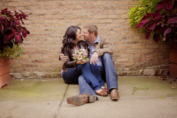 vintage engagement session - kristin lavoie phootgraphy