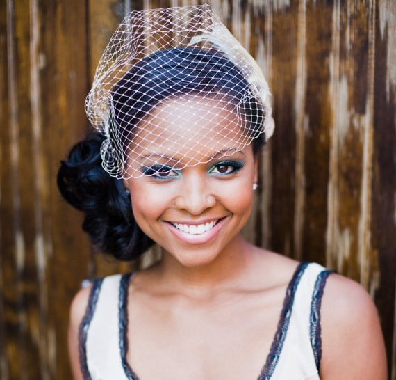 wear-birdcage-veil-hair-up