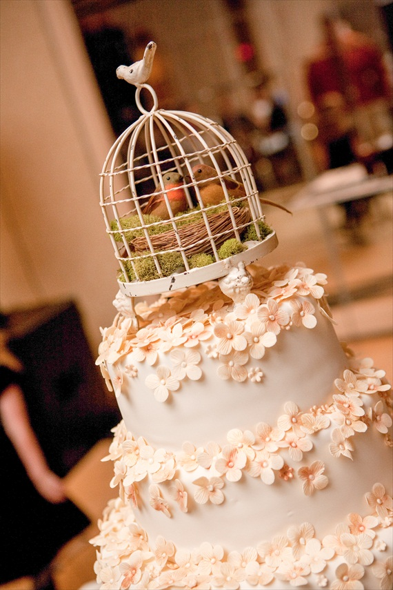 birdcage wedding cake topper vintage fall wedding jennie kyle emmaline 174 11785