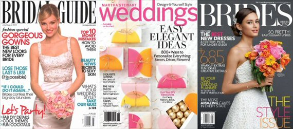 12 Useful Gift Ideas for Newly Engaged - best wedding magazine subscriptions