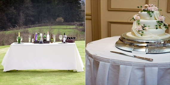 Wedding Tablecloths + Linens: The #1 Planning Tool