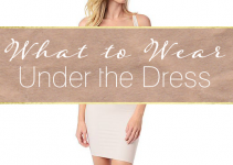 what to wear under the wedding dress