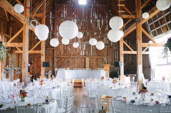 Barn Wedding Ideas: 15 Ideas for your Rustic Wedding | Emmaline Bride