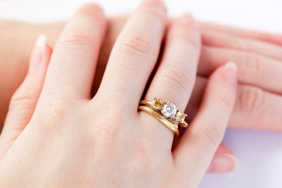 Why A Wedding Ring Is Worn On The Fourth Finger