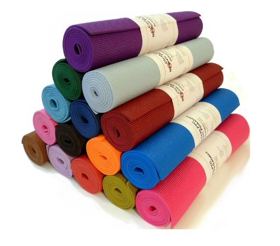 Top 20 Fitness Accessories (via EmmalineBride.com): #5 Extra-Long Yoga Mat